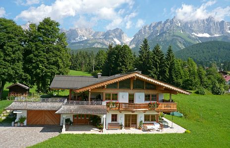 Luxury apartment at the Wilder Kaiser